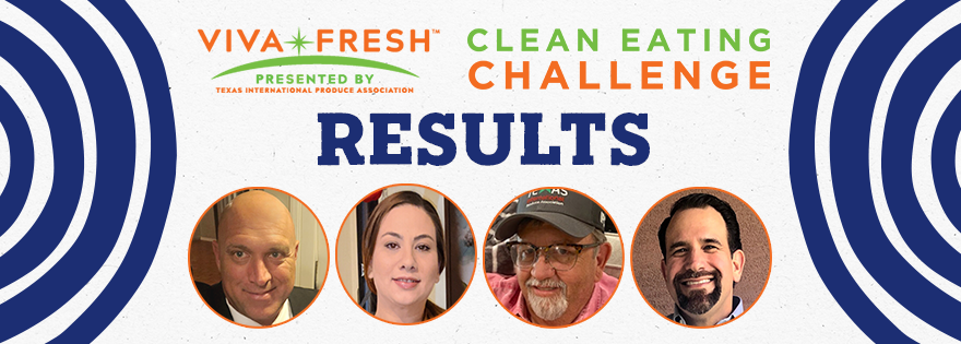 Viva Fresh's Clean Eating Challenge Participants Reveal Results