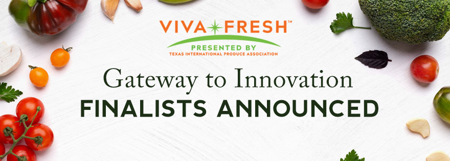 Viva Fresh Expo Announces Innovation Showcase Finalists