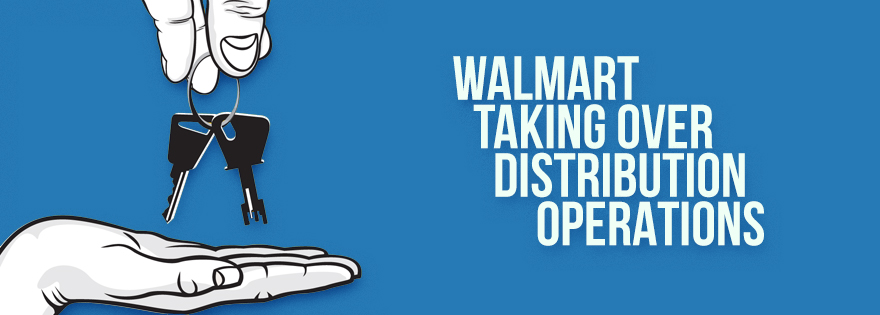 Walmart Eliminates Third-Party Carrier's Participation in Distribution Centers