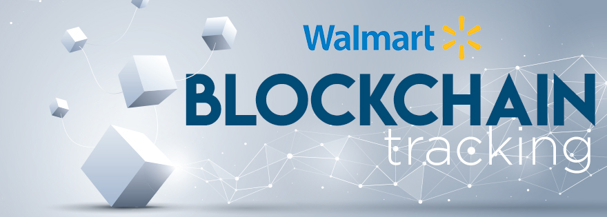 Walmart Puts Food Products on Blockchain, Hopes to Track Leafy Greens