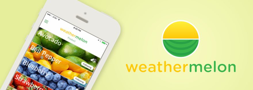 David Robidoux and Chad Barton of Weathermelon Share on the Industry-Focused Weather Forecast App