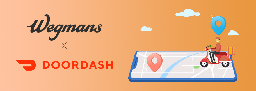 Wegmans Joins Forces with DoorDash to Power Wegmans Meals 2GO Delivery
