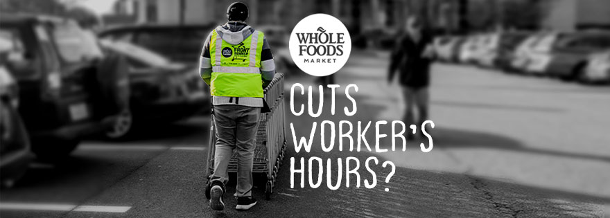 Whole Foods Denies Cutting Workers' Hours