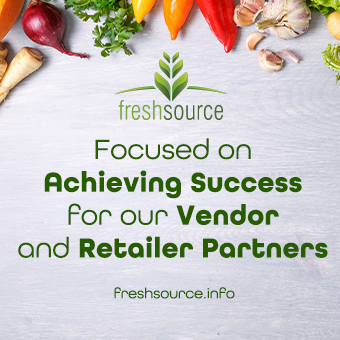 Fresh Source—Focused on Achieveing Success for our Vendor and Retail Partners