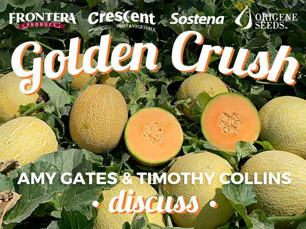 Frontera Produce's Amy Gates and Sostena's Timothy Collins Discuss Golden Crush