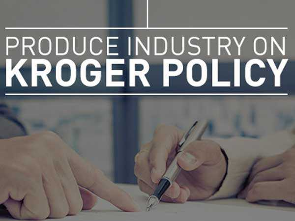 The Produce Industry Responds to Kroger's New Net 90 Payment Policy for Suppliers