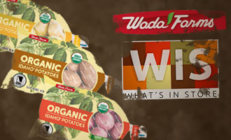 Wada Farms Showcases New Organic Potato Line and Tatermade Packaging