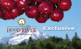 Hood River Cherry Company Showcases Classic Cherry Practices
