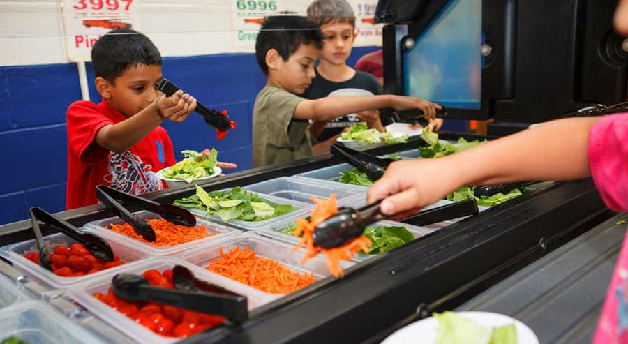 United Fresh Produce Association is expanding its scope, creating a new membership category for K-12 school foodservice buyers