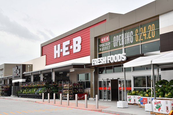 H-E-B has also announced it is ending its temporary Texas Proud Pay program in favor of transitioning to a long-term, permanent merit increase for its 120,000 Partners