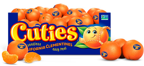 Beginning this fall, families at Walt Disney World Resort and Disneyland Resort can purchase Cuties at select fruit carts and grab n' go locations that sell fresh fruit