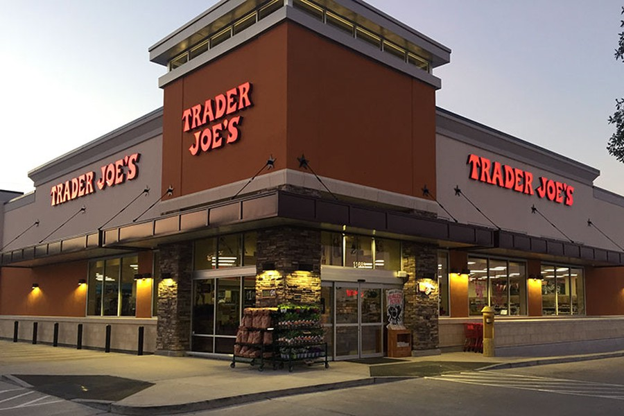Trader Joe's has scooped up a building in South Chicago once owned by Treasure Island