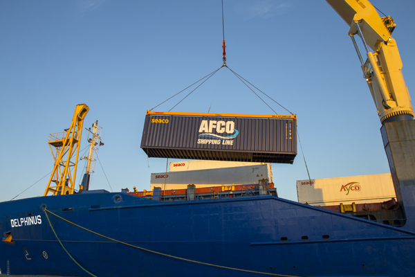 AFCO Shipping Line