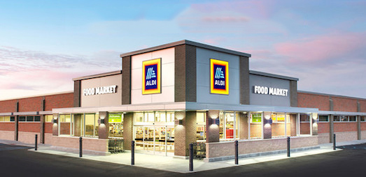 Aldi US stores are scheduled for makeovers to be completed by 2020