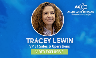 Allen Lund Company's Tracey Lewin Discusses Career and More