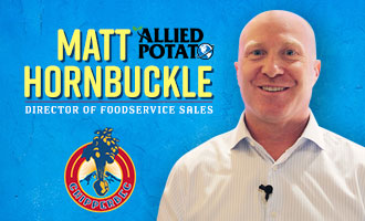 Allied Potato's Matt Hornbuckle Discusses New Chipperbec™ Facility and More