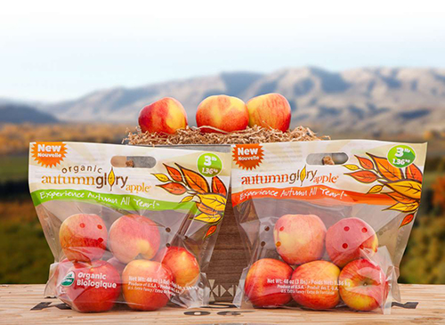 Superfresh Grower's signature apple Autumn Glory will be featured at this years CPMA in Montreal, Canada