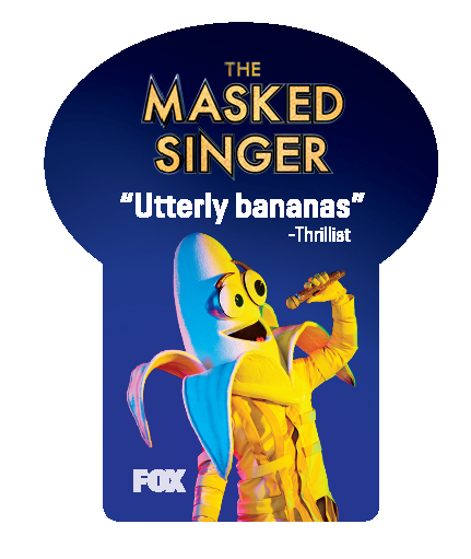 Fyffes aims to catch the attention of produce shoppers and build excitement for the return of The Masked Singer
