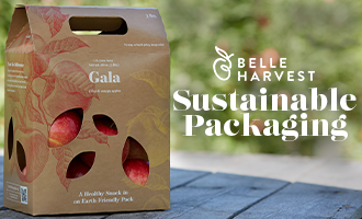 BelleHarvest Drops Competitive Sustainable Packaging in What's In Store Exclusive