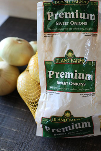 Bland Farms' sweet onion season is in full swing