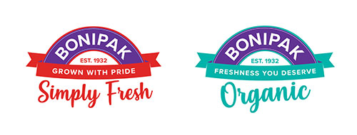 Bonipak Produce, the family-owned, California-based grower, packer, and shipper of fresh produce, took this year's PMA Fresh Summit as an opportunity to launch its new branding