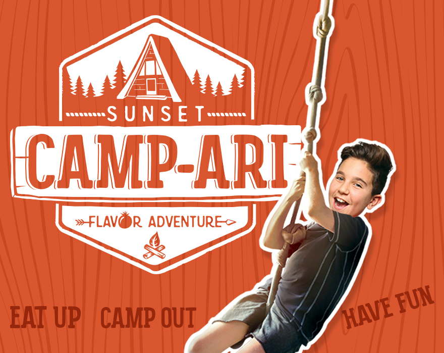 Last month marked the official kick-off of SUNSET ® CAMP-ARI, a 5-night camp experience at Gesstwood Camp and Education Centre