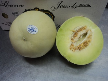 Crown Jewel's Honey Dew Melons