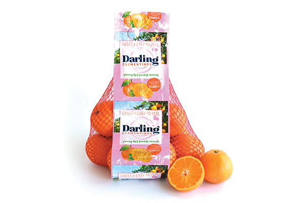 LGS Specialty Sales has launched a limited-time offering of pink packaging for the Darling Clementine® line, available throughout February and ready to stock store shelves the week before Valentine's Day