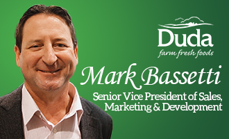 Duda Farm Fresh Foods' Mark Bassetti Discusses the Celery Market