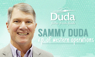 Sammy Duda of Duda Farm Fresh Foods Discusses Crunchable Snacks