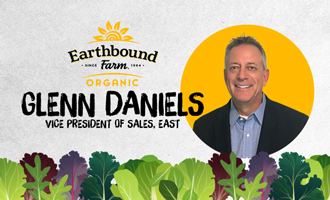 Earthbound Farm's Glenn Daniels Talks Bagged Lettuce Category at SEPC Southern Exposure 2019