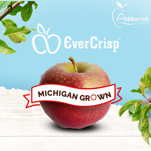 Applewood Fresh® is shipping out EverCrisp® apples to capture late-season apple sales