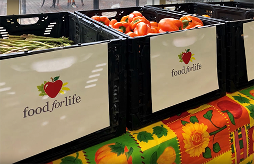 Food for Life noted that since IFCO donated 5,000 of its Reusable Packaging Containers (RPCs), the amount of food donations from retailers has increased