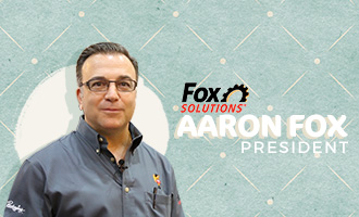 Fox Solutions President Aaron Fox Discusses Improved Pouch Bagger