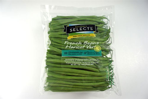 Southern Specialities, French Bean