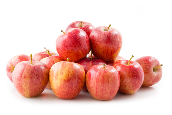 Gala apples saw the largest percentage increase, 3.6 percent, in volume sold YOY, followed by Honeycrisp