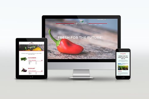 In order to bolster its presence as a premium supplier to the buy-side, Generation Farms recently launched a new website with the help of Moxxy Marketing