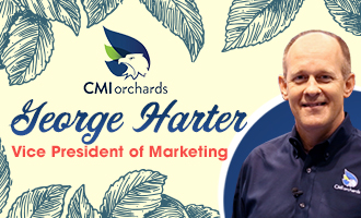 CMI Orchards' George Harter Discusses Organics, Branded Apples, Cherry Season, and More