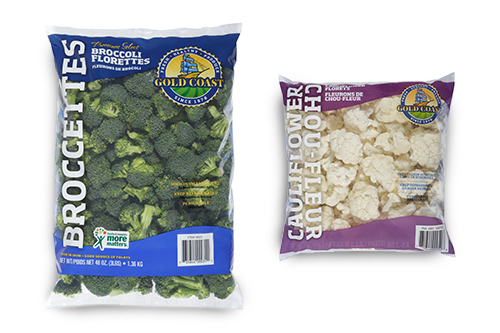Broccoli and cauliflower have been Gold Coast Packing's staple items for years