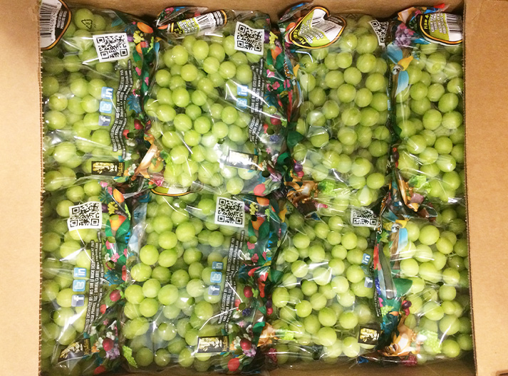 King Fresh Mexican Grapes