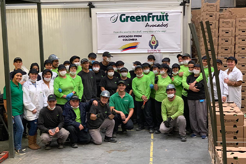 GreenFruit Avocados' state-of-the-art packing house will allow for year-round supply