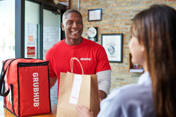 Despite Grubhub denying its place on any auction blocks, major grocery chains like Walmart, Kroger, Albertsons, Ahold Delhaize, and possibly even Amazon are allegedly eyeing an acquisition