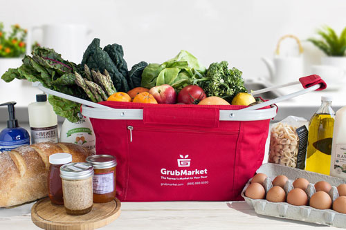 GrubMarket recently acquired the organic produce provider Organic Harvest Network