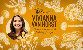 Guan's Mushrooms' Vivianna Van Horst Discusses New Retail Line and More