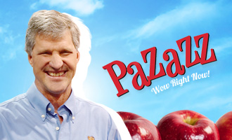Honeybear Brands President Fred Wescott Discusses the Launch of the New Pazazz Apple