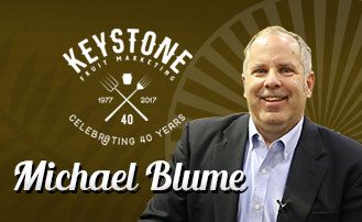 Keystone Fruit Marketing's Michael Blume Talks Merger With Progressive Produce And Beyond
