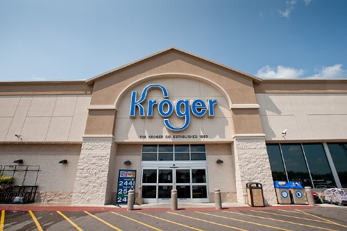 Due to rising transaction fees for Visa credit cards, Kroger will ban the brand at select stores in food and drug store chain