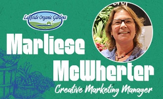 Lakeside Organic Gardens' Marliese McWherter Discusses Entrance Into Foodservice Sector