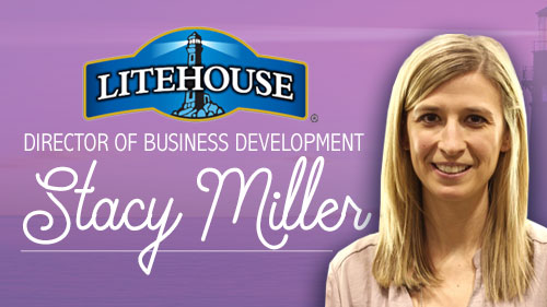 Litehouse Foods' Stacey Miller Discusses Expanding Consumer Campaign