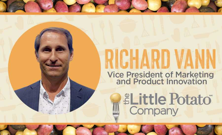 The Little Potato Company Introduces New Look and New Flavors at PMA Fresh Summit 2018